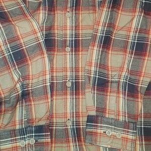 Obey Shirts - Men's Obey Button-Up Flannel